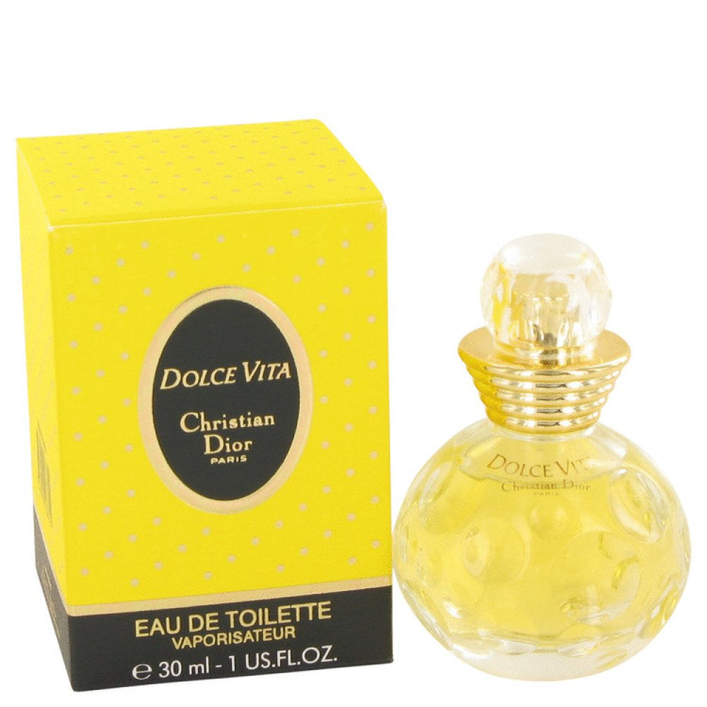 Dolce Vita By Christian Dior Eau De Toilette Spray 1 Oz