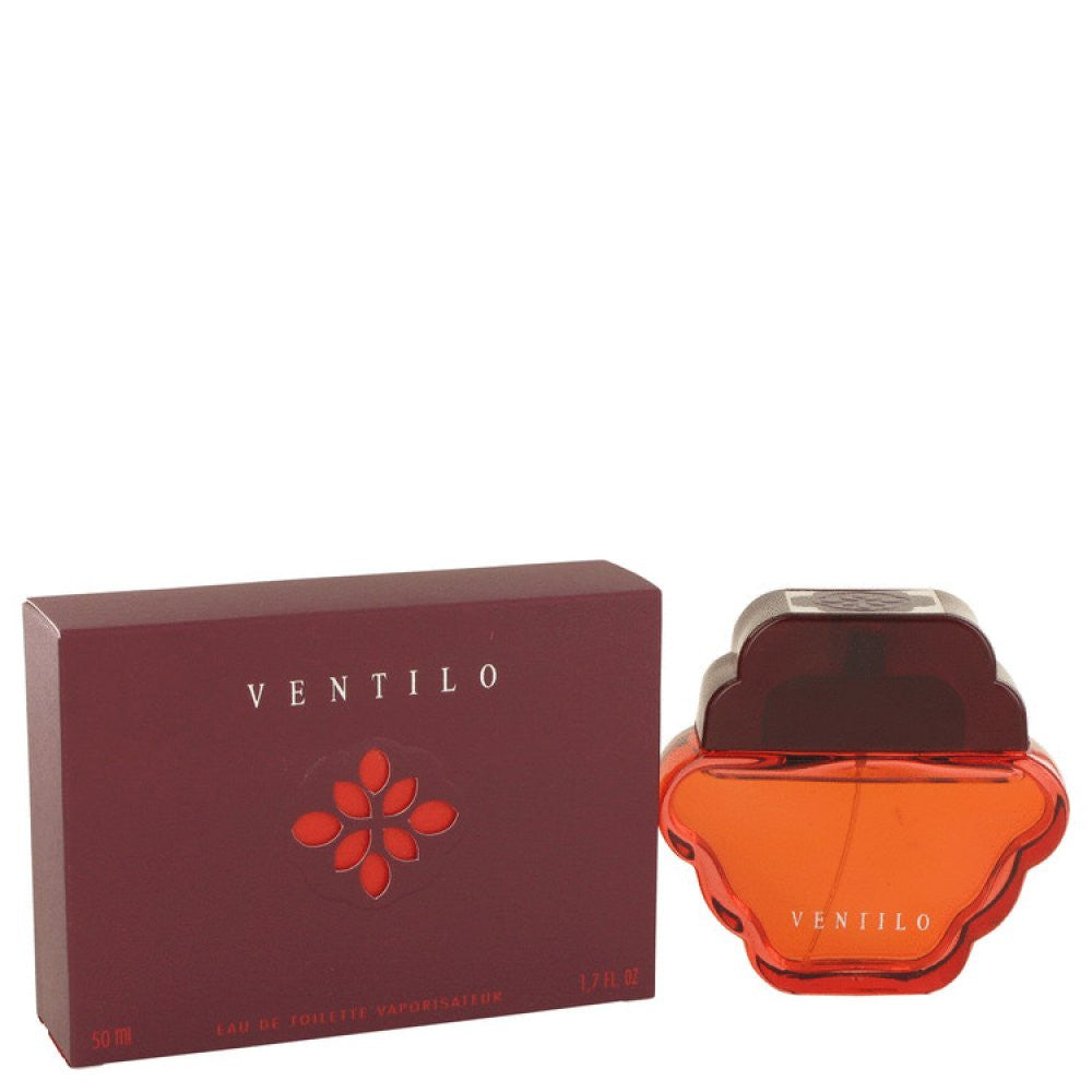 Ventilo By Ventilo Eau De Toilette Spray 1.7 Oz