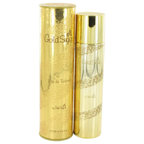 Gold Sugar By Aquolina Eau De Toilette Spray 3.4 Oz