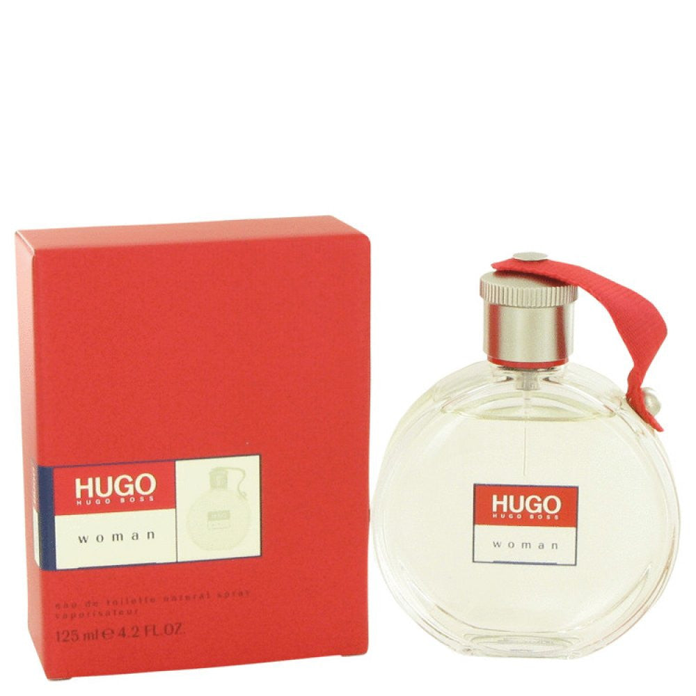Hugo By Hugo Boss Eau De Toilette Spray 4.2 Oz