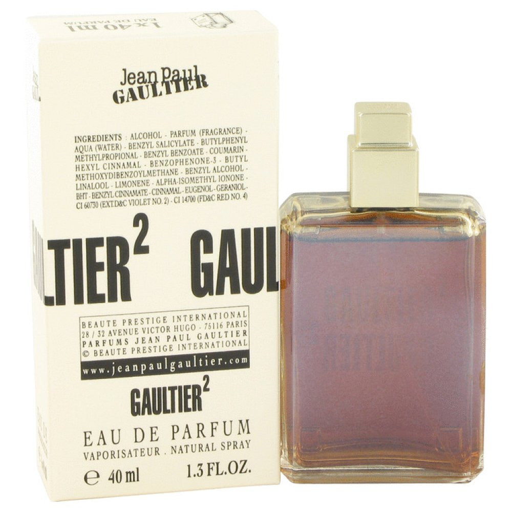 Jean Paul Gaultier 2 By Jean Paul Gaultier Eau De Parfum Spray 1.3 Oz
