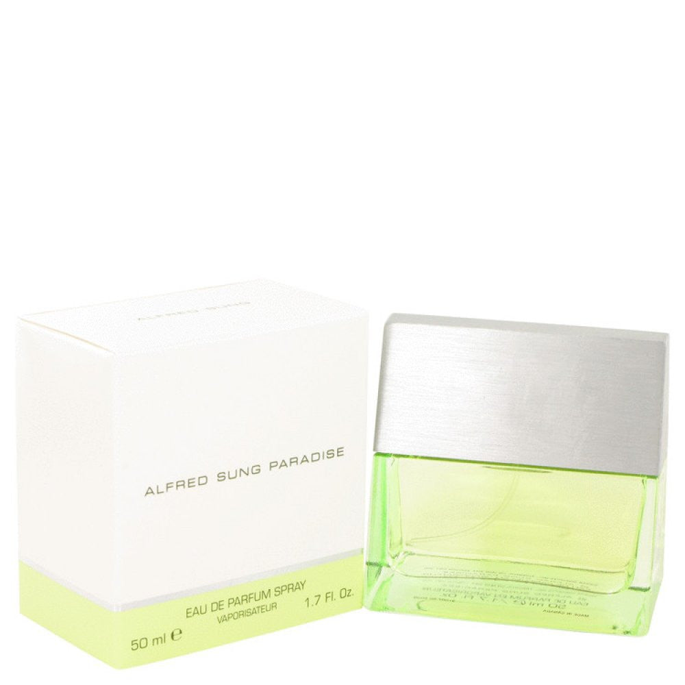 Paradise By Alfred Sung Eau De Parfum Spray 1.7 Oz