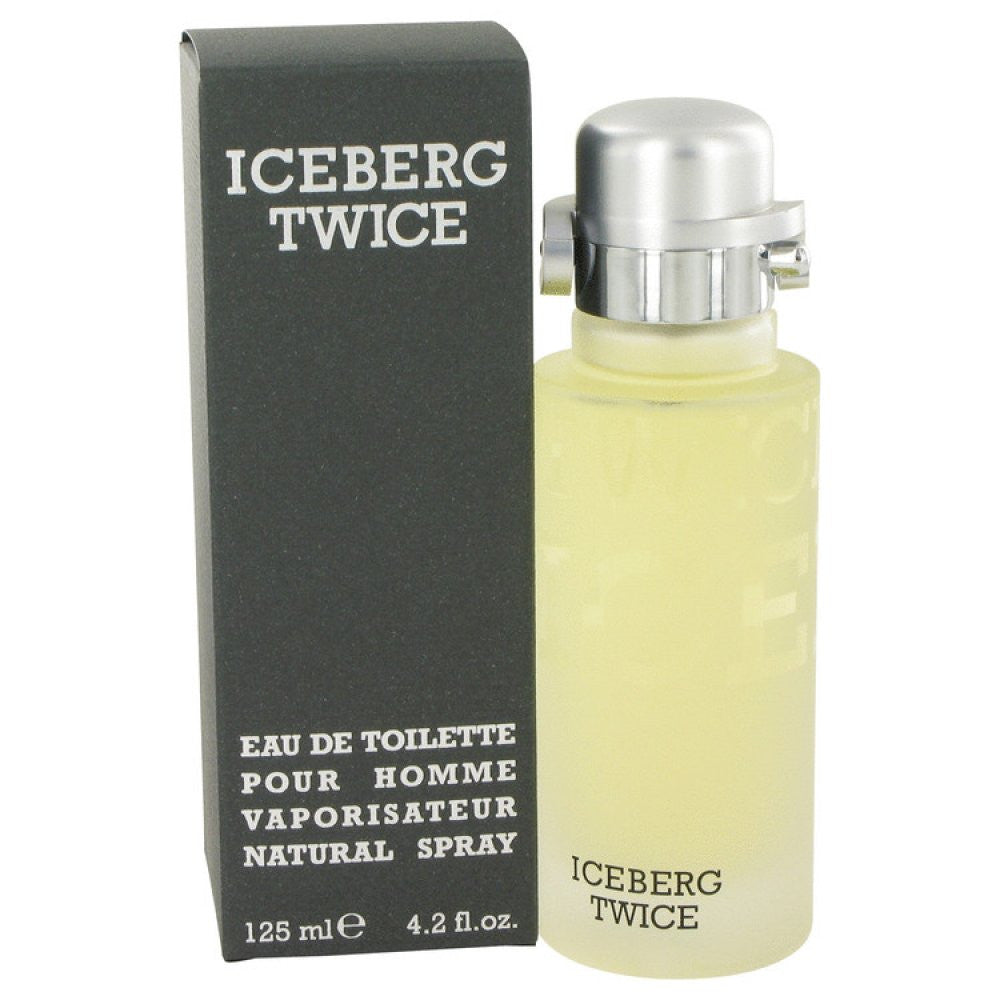 Iceberg Twice By Iceberg Eau De Toilette Spray 4.2 Oz