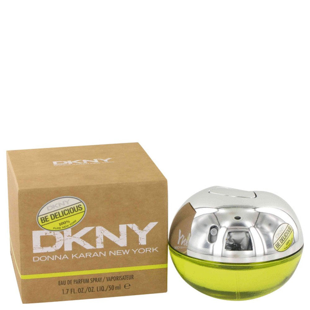 Be Delicious By Donna Karan Eau De Parfum Spray 1.7 Oz