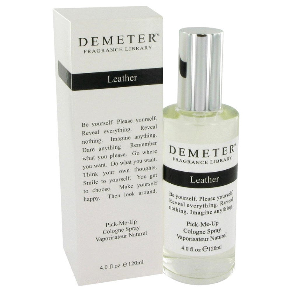 Demeter By Demeter Leather Cologne Spray 4 Oz