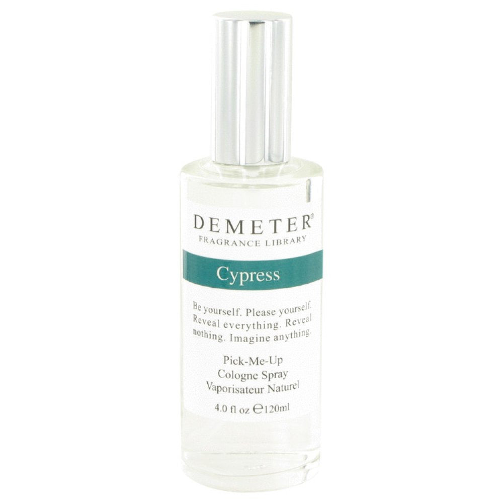 Demeter By Demeter Cypress Cologne Spray 4 Oz