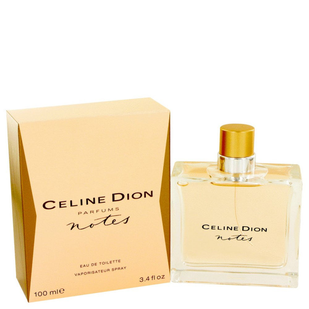 Celine Dion Notes By Celine Dion Eau De Toilette Spray 3.4 Oz
