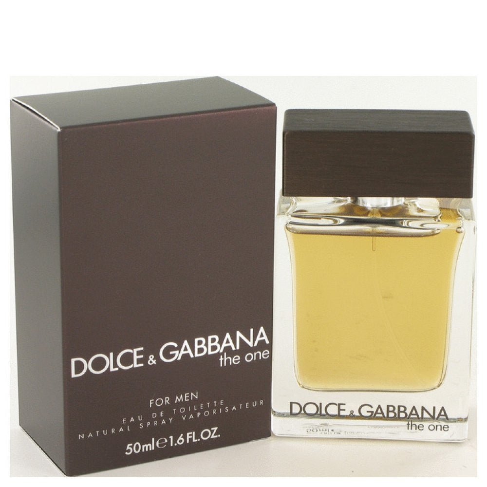 The One By Dolce & Gabbana Eau De Toilette Spray 1.6 Oz