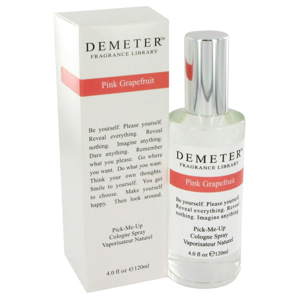 Demeter By Demeter Pink Grapefruit Cologne Spray 4 Oz