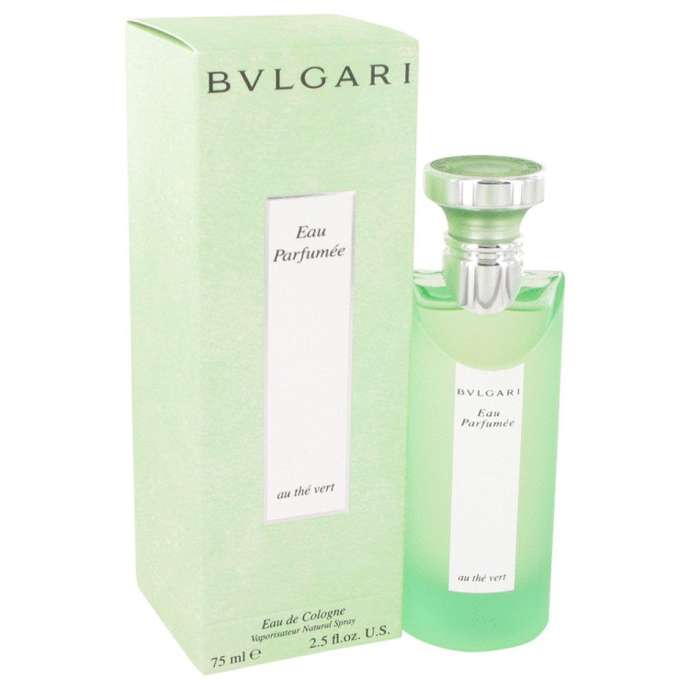 Bvlgari Eau Parfumee (green Tea) By Bvlgari Cologne Spray (unisex) 2.5 Oz