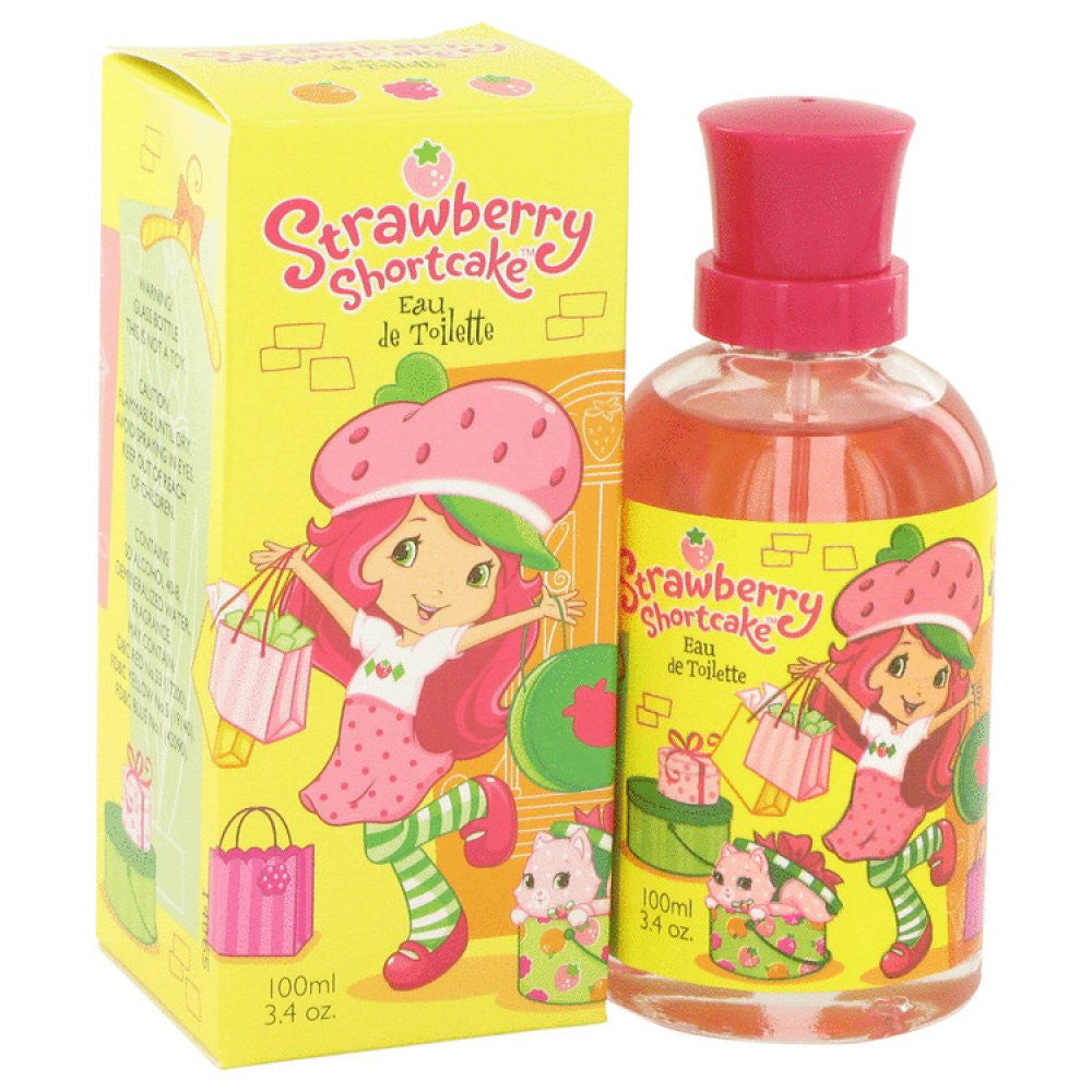 Strawberry Shortcake By Marmol & Son Eau De Toilette Spray 3.4 Oz
