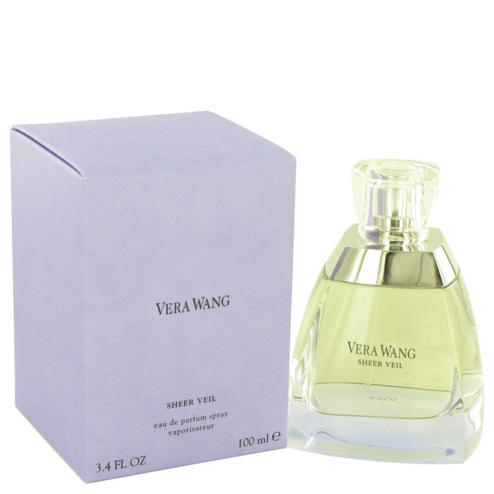 Vera Wang Sheer Veil By Vera Wang Eau De Parfum Spray 3.4 Oz