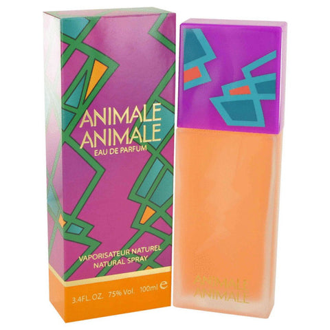 Animale Animale By Animale Eau De Parfum Spray 3.4 Oz