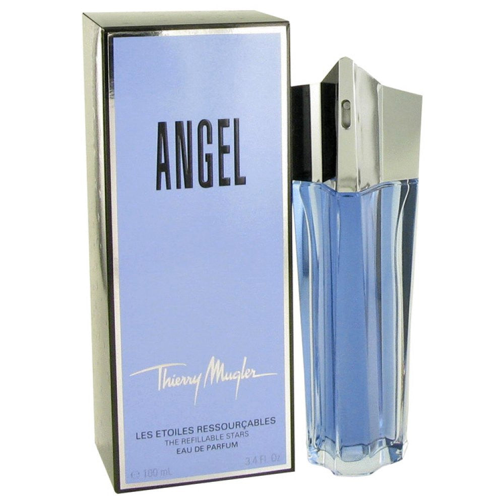 Angel By Thierry Mugler Eau De Parfum Spray Refillable 3.3 Oz