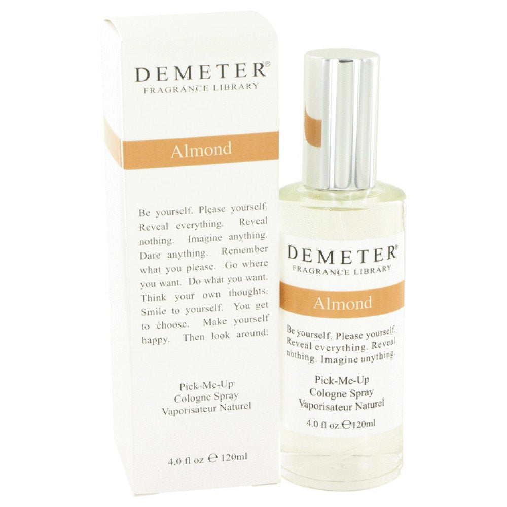 Demeter By Demeter Almond Cologne Spray 4 Oz