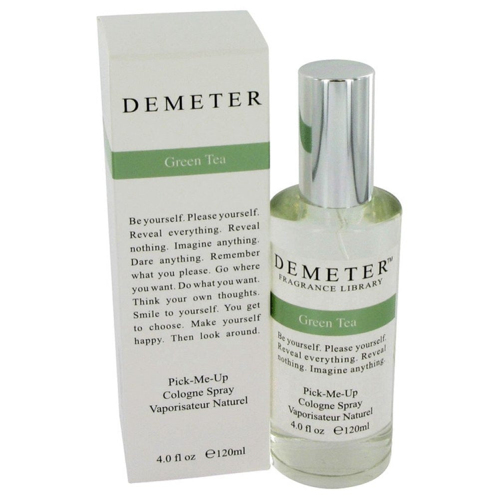 Demeter By Demeter Green Tea Cologne Spray 4 Oz