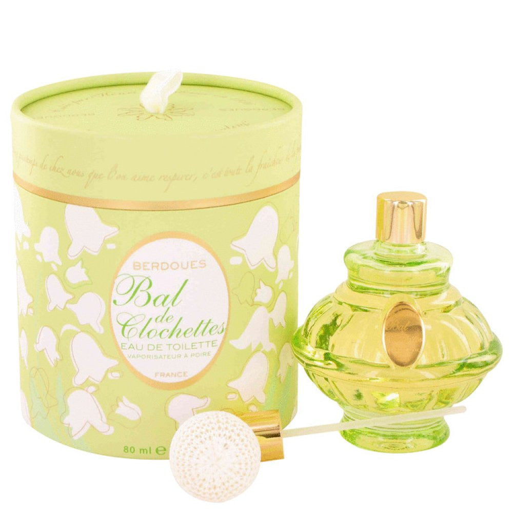 Bal De Clochettes By Berdoues Eau De Toilette Spray 2.64 Oz