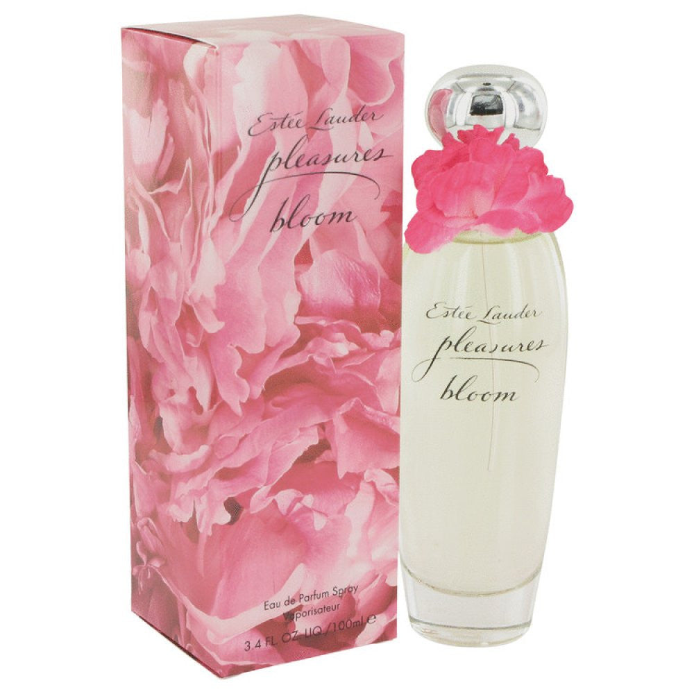 Pleasures Bloom By Estee Lauder Eau De Parfum Spray 3.4 Oz