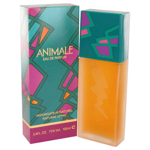 Animale By Animale Eau De Parfum Spray 3.4 Oz