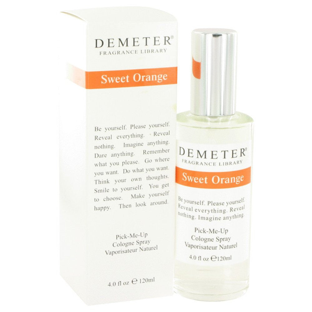 Demeter By Demeter Sweet Orange Cologne Spray 4 Oz