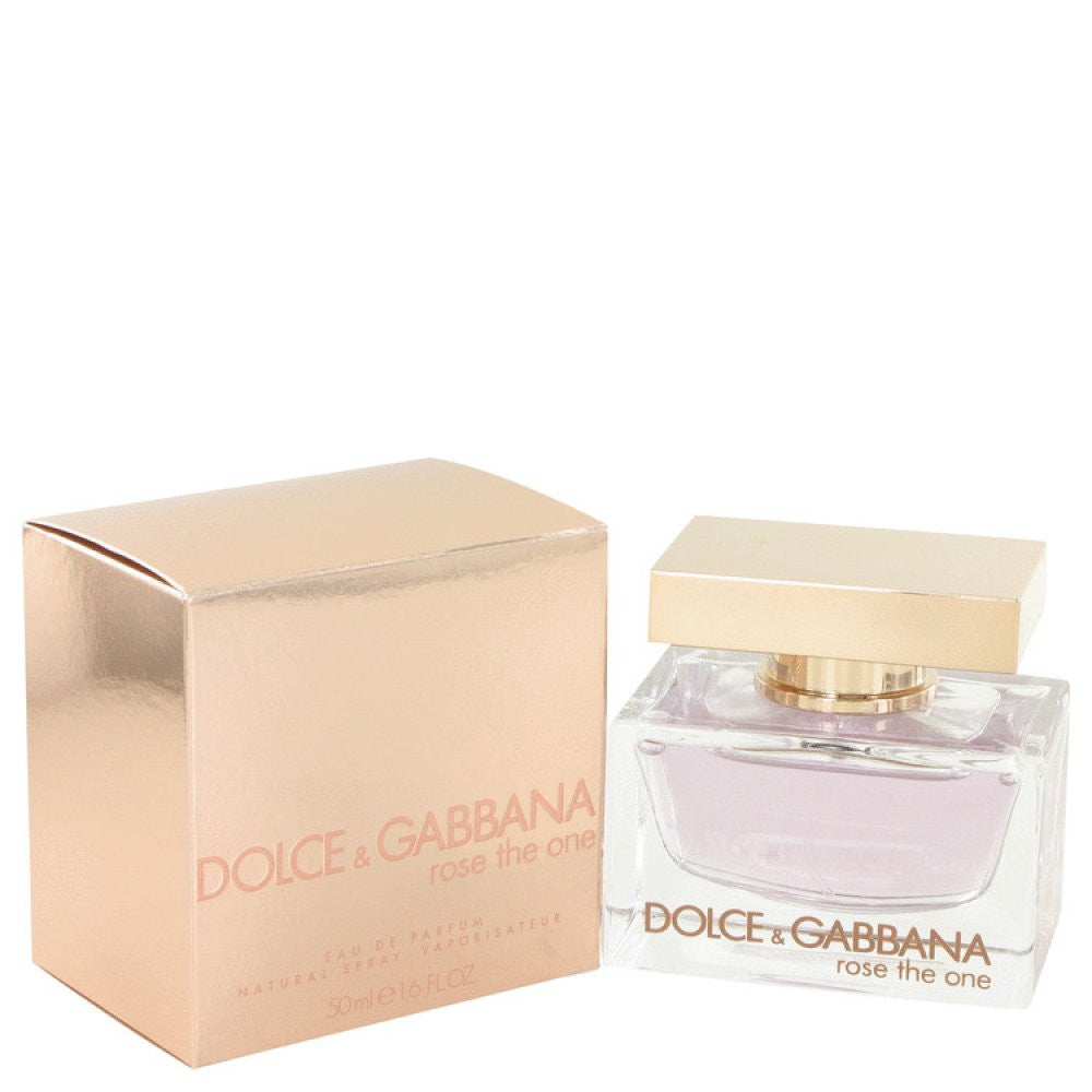 Rose The One By Dolce & Gabbana Eau De Parfum Spray 1.7 Oz
