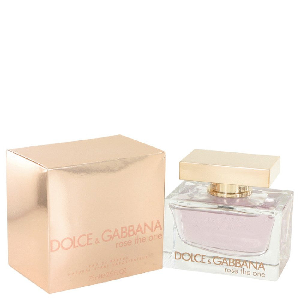 Rose The One By Dolce & Gabbana Eau De Parfum Spray 2.5 Oz