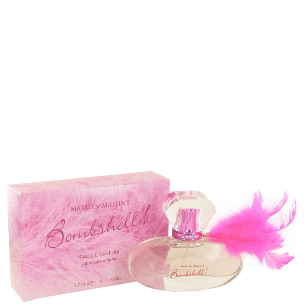 Bombshell Marilyn Miglin By Marilyn Miglin Eau De Parfum Spray 1.7 Oz