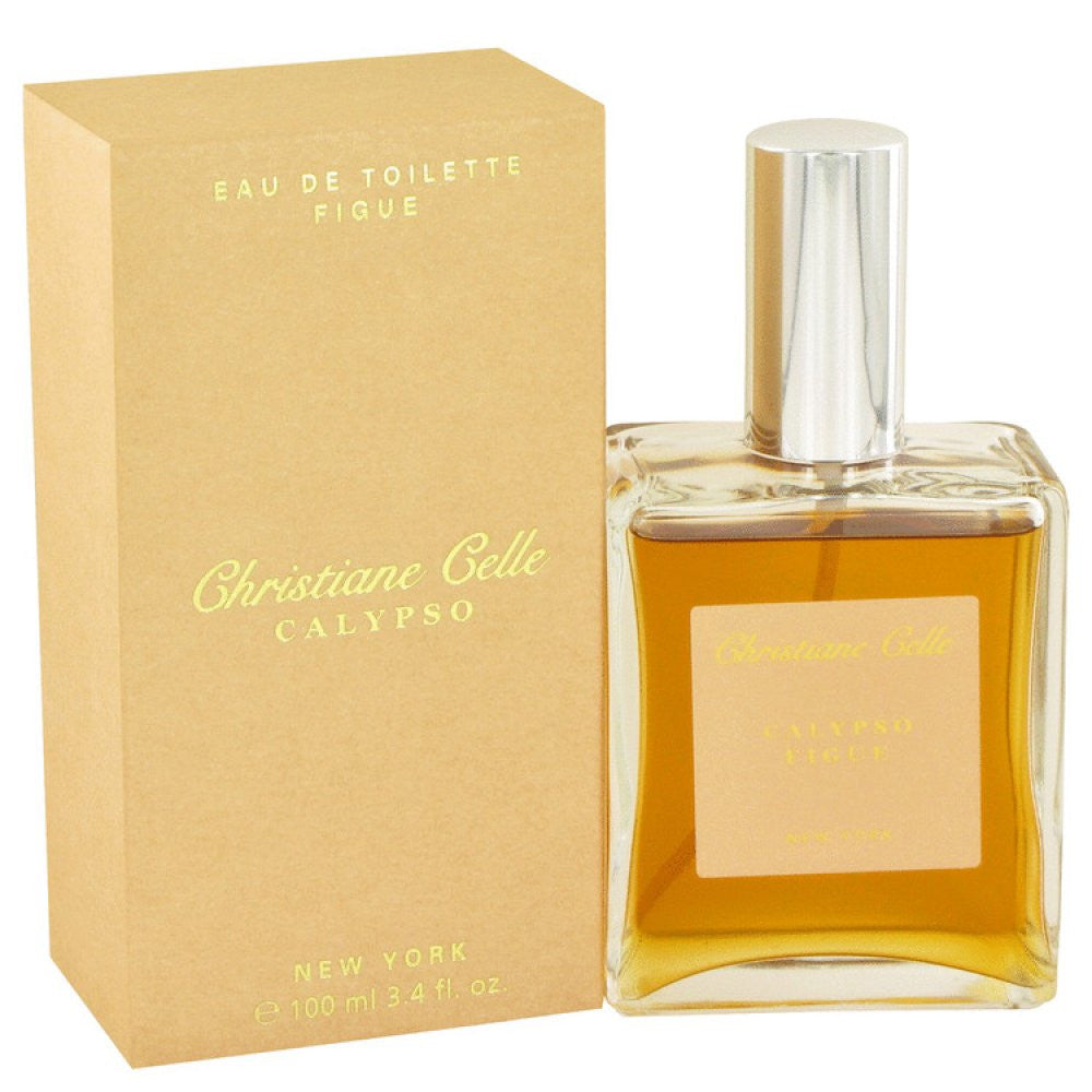 Calypso Figue By Calypso Christiane Celle Eau De Toilette Spray 3.4 Oz