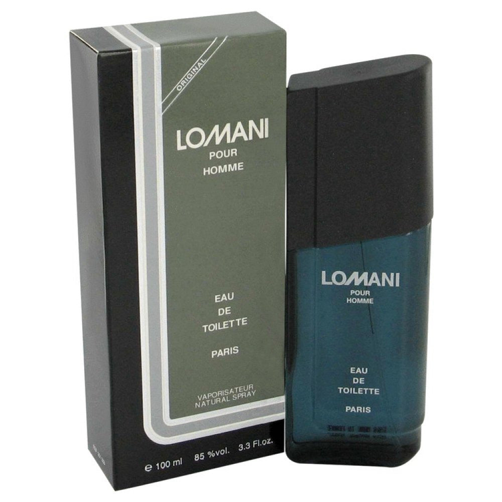 Lomani By Lomani Gift Set -- 3.4 Oz Eau De Toilette Spray + 6.7 Oz Deodorant Spray