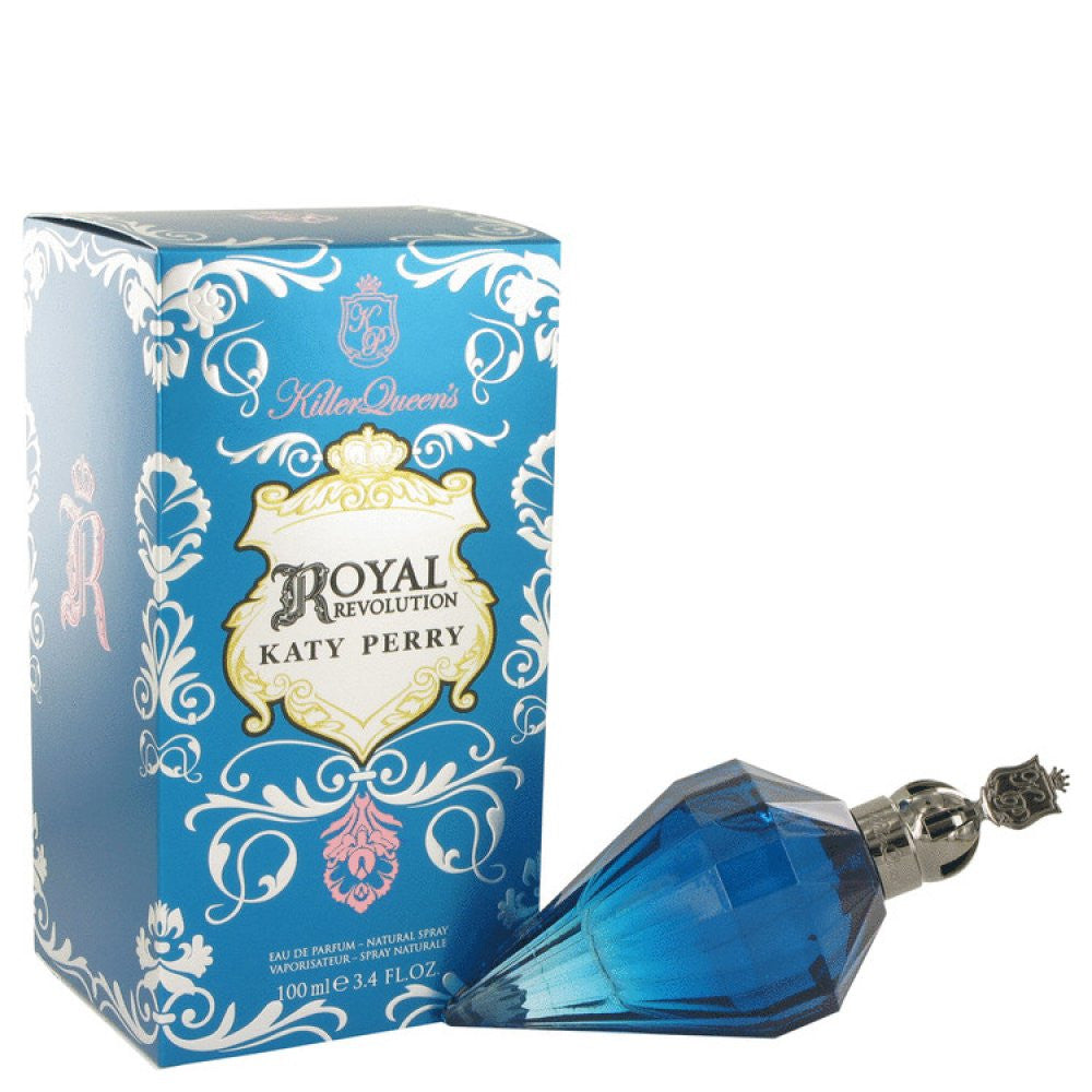 Royal Revolution By Katy Perry Eau De Parfum Spray 3.4 Oz
