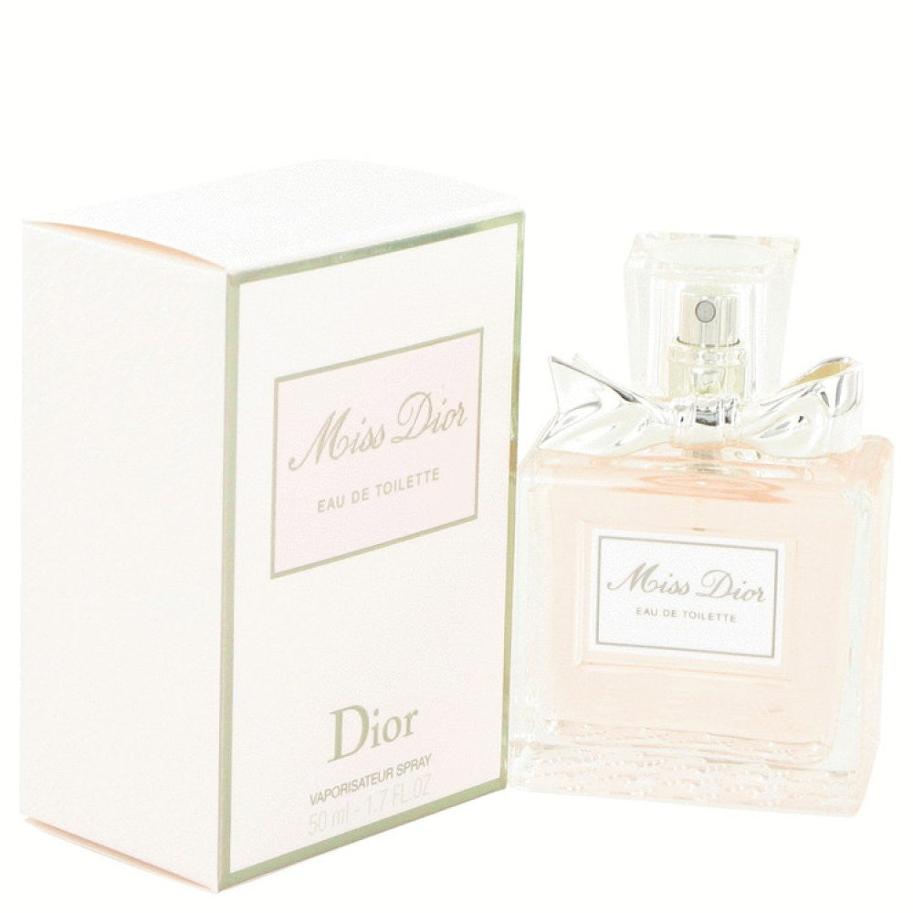 Miss Dior (miss Dior Cherie) By Christian Dior Eau De Toilette Spray (new Packaging) 1.7 Oz
