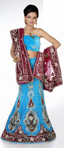 Women Bridal Wear Lehanga MCD-103-32