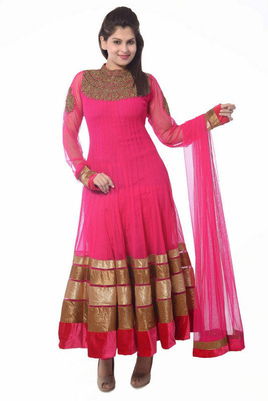 Women Anarkali Suit  MCD-HMDS-11
