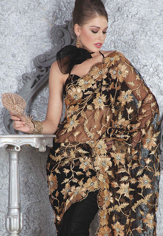 Party Wear Sarees    PT-1164