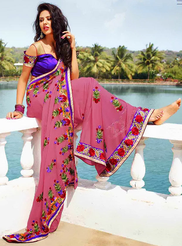 Party Wear Sarees  PT-5015