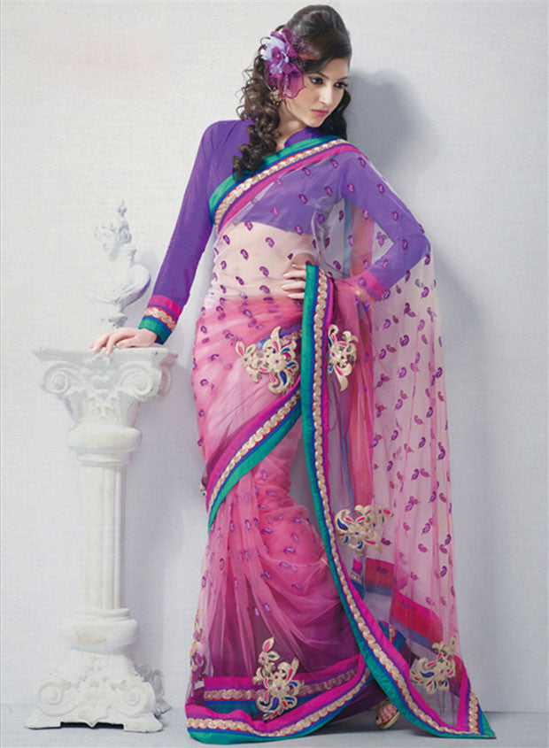 Party Wear Sarees    PT-819