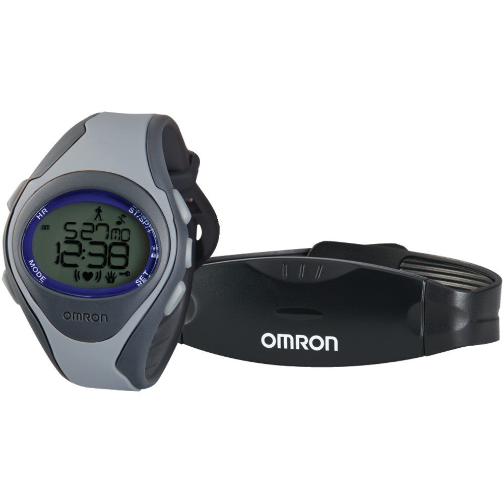 Omron Heart Rate Monitor With Tap-on Lens