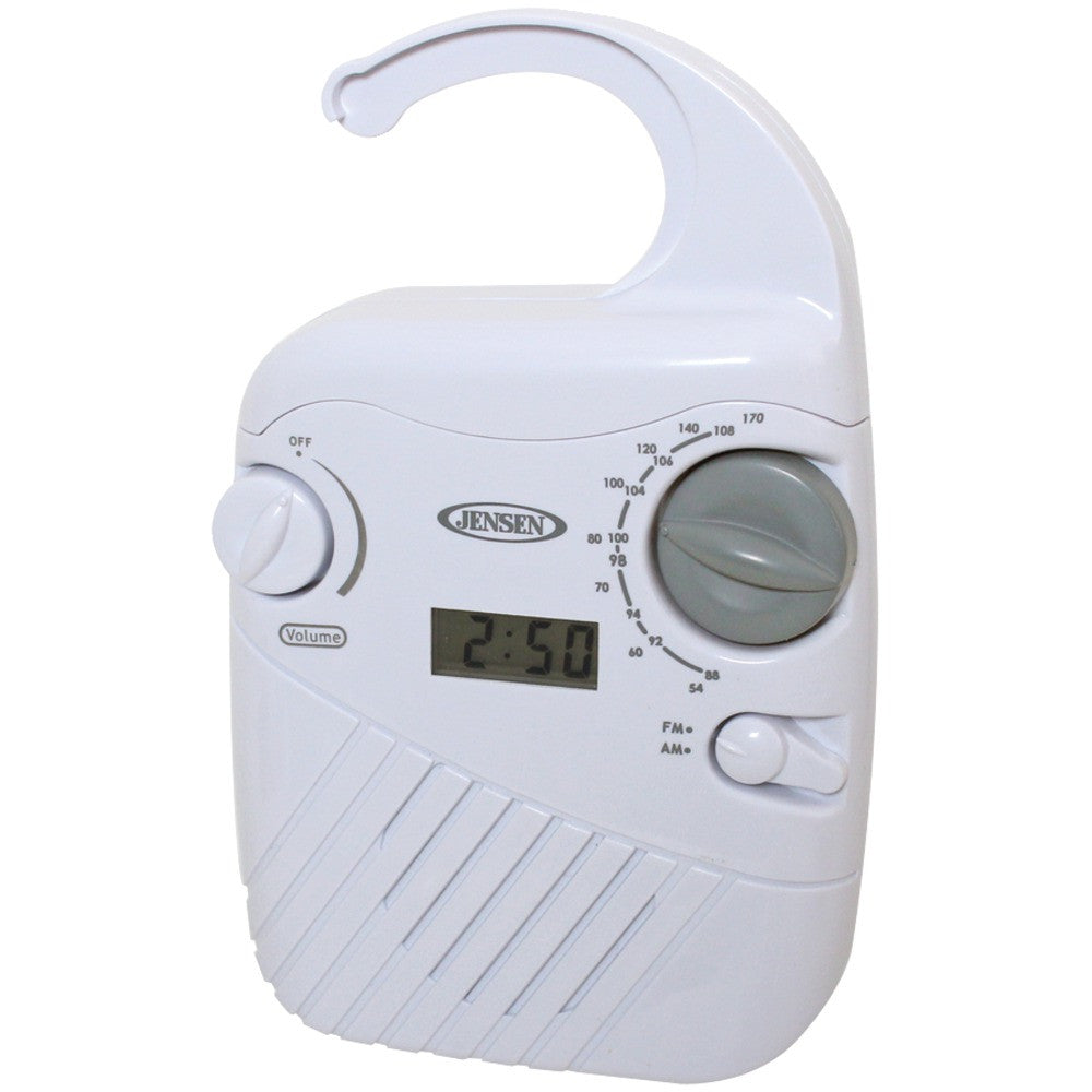 Jensen Am And Fm Shower Radio