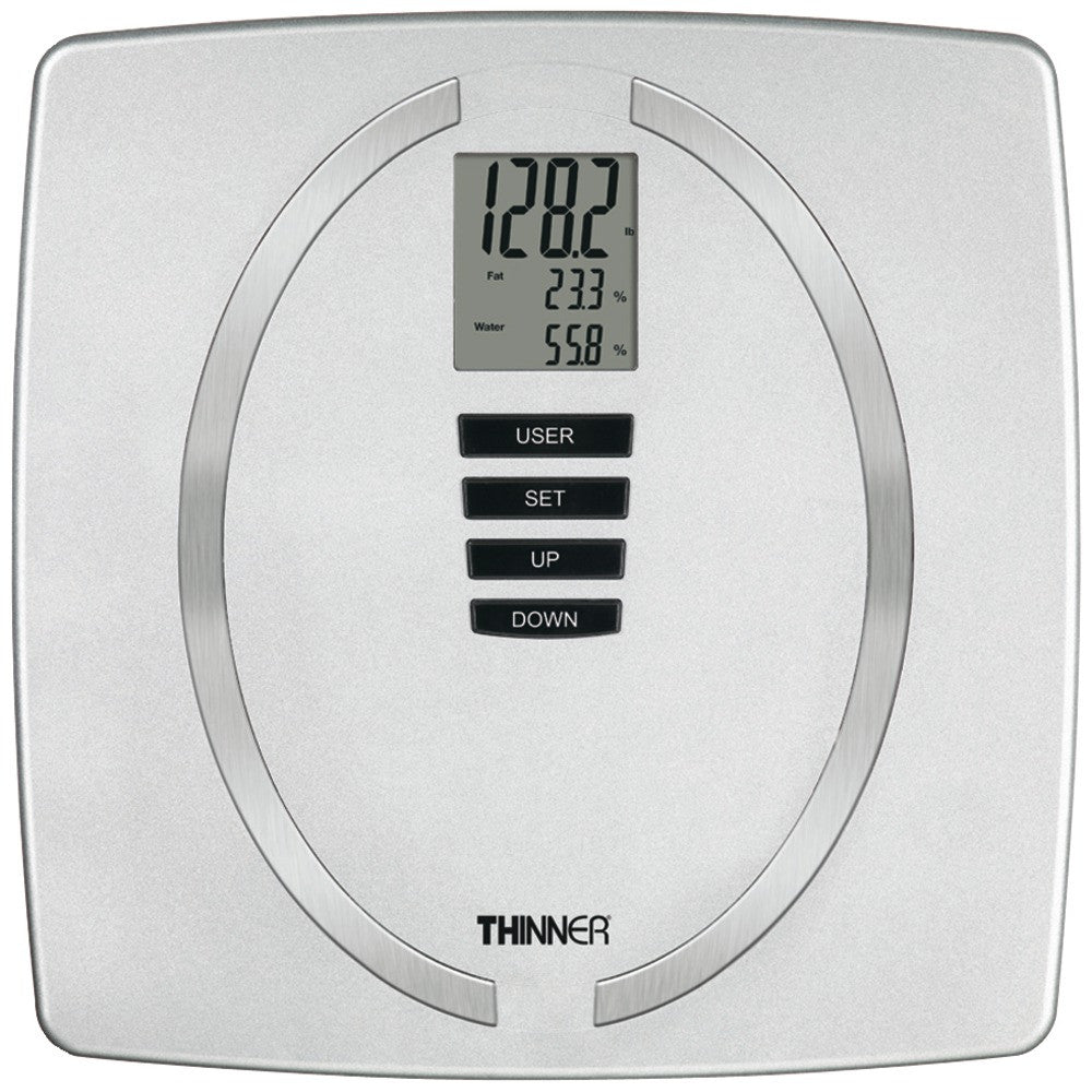 Conair Thinner Digital Body Analysis Scale