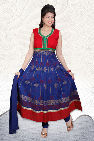 Women Anarkali Suit   F118