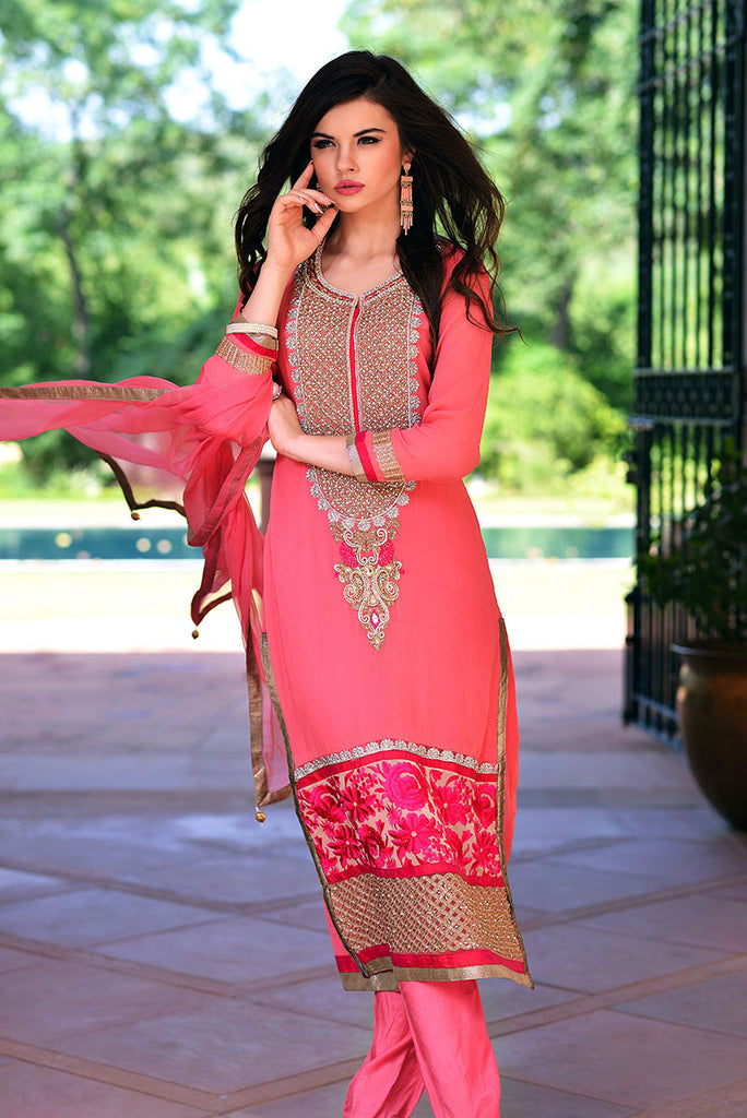 Women Anarkali Suit UAA4127
