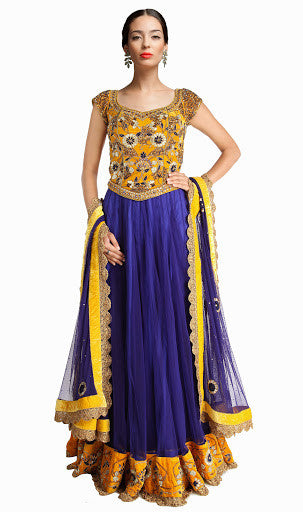 Women Anarkali Suit UDS206