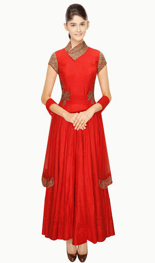 Women Anarkali Suit UDS348