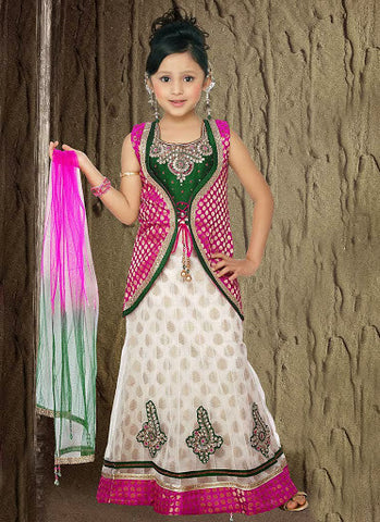 Kids-Fancy-Girls Dresses-UEK-47