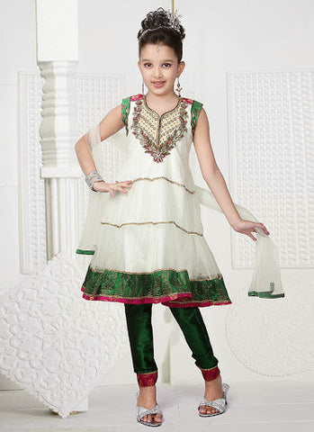 Kids-Fancy-Girls Dresses-UEK-43