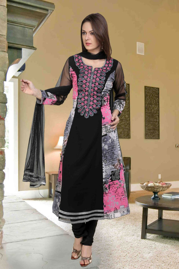 Women Anarkali Suit PW4