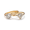 Silhouette Diamond Ring - Lori McLean