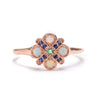 Four Cross Opal Ring - Lori McLean