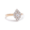 Marquise Diamond Cluster Ring - Lori McLean