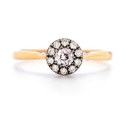 Little Halo Ring - Lori McLean